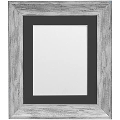 Frames By Post, colore: bianca, in lino,