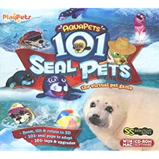 Aquapets 101 Seal Pets