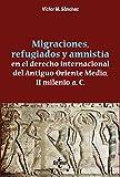 Migraciones, refugiados y amnistia  en el derecho internacional  del Antiguo Oriente Medio, II Milenio a. C. (Ventana Abierta)
