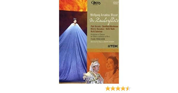 Mozart  Die Zauberflote  DVD   2001   Amazon.co.uk  Matti Salminen ... 4233ab3ab