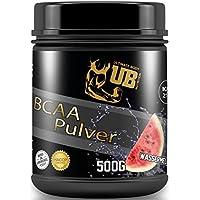 Preisvergleich für UB Nutrition BCAA Pulver 2:1:,hochwertige Zutaten MADE IN GERMANY (Wassermelone)