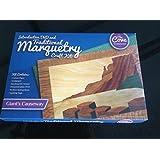 Chaussée des Géants: Kit Marqueterie artisanat traditionnel ainsi que DVD en Cove Atelier