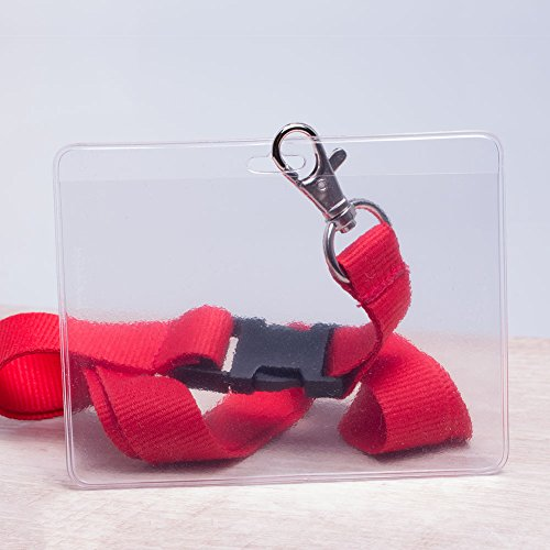 50/portatesserini in plastica trasparente 90 x 60 neutro