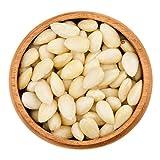 Mandeln blanchiert geschält | Mandelkerne blanchiert geschält | Australische Mandeln | Nüsse | Frischebeutel | ganz | ungesalzen | Qualitätsware | 100% Natural | ohne Konservierungsstoff | (1000g)