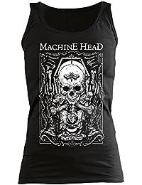 Machine Head catharsis - Moth - Girlie - Tank Top - Shirt