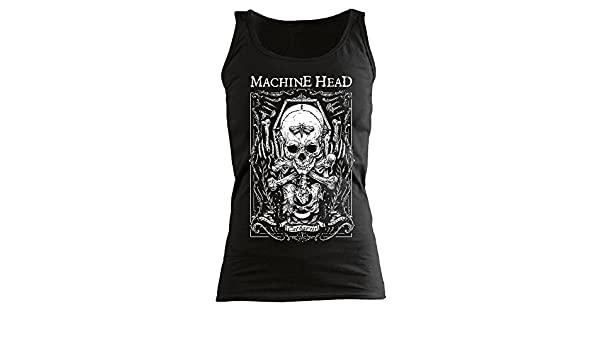 Machine Head Catharsis Moth Tank Top Men Shirt