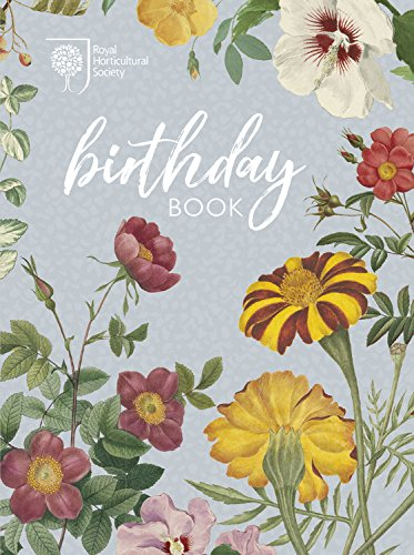 RHS Birthday Book (Stationery)