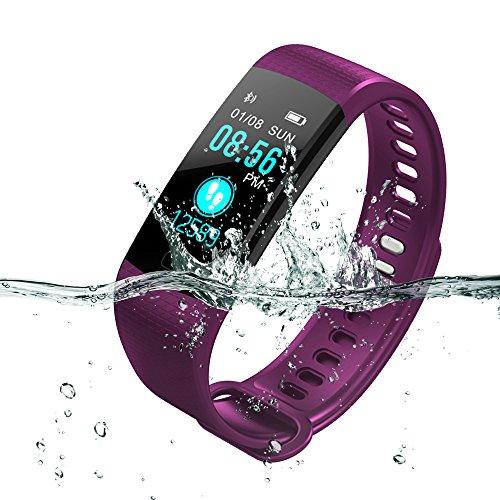 YILON Pulsera Actividad Fitness Tracker Pulsera Inteligente