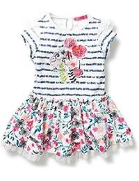 Cakewalk - Vestido - Floral - Manga corta - para niña