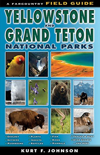 The Field Guide to Yellowstone and Grand Teton National Parks (Tiere Park National)