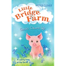 Socks Cleans Up (Little Bridge Farm)