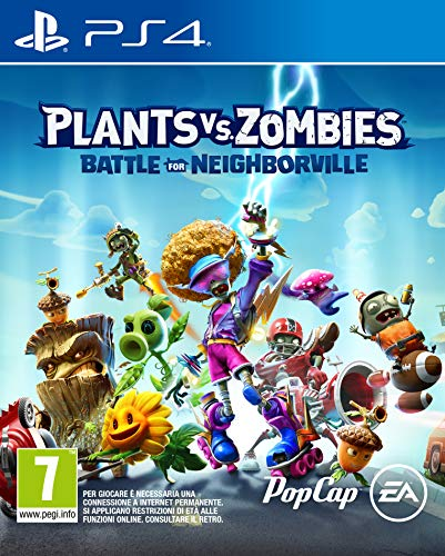 Plants Vs Zombies: Battle for Neighborville PS4 - PlayStation 4