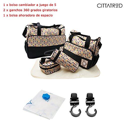 CITTATREND-Bolso Cambiador 17
