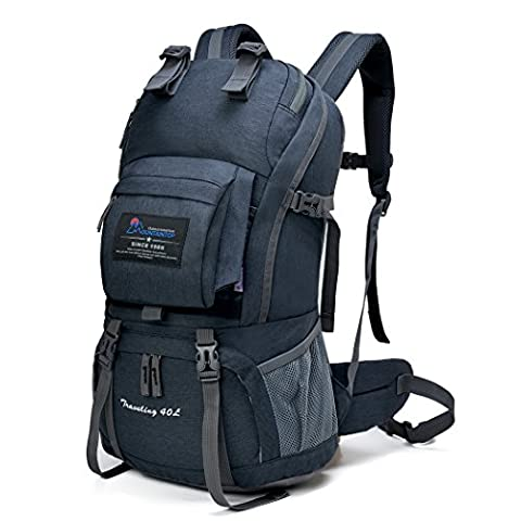 Mountaintop 40L Hiking Backpack,51 x 35 x 22 cm