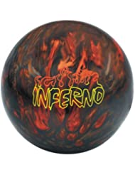 Bowlingball Brunswick Vintage Inferno, Orange & Smoke