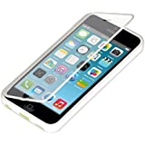 kwmobile Pratique et robuste protection Full Body de TPU silicone pour le Apple iPhone 5C en blanc transparent - Une véritable protection complète à votre Apple iPhone 5C