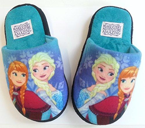 Bild von Frozen Hausschuhe Pantoffeln Mädchen Schuhe