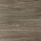 Selbstklebende Folie Tapete I Klebefolie Möbel Küche Tür Deko I Möbelfolie I Küchenfolie I Fototapete I Holzoptik/Holzdekor/Holzmotiv/Holz I Rustikal Eiche - Sommereiche Hell [200 x 67,5cm]