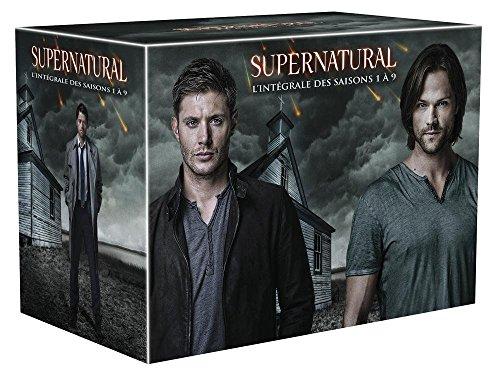 Supernatural, saison 1 à 9 [Edizione: Francia]