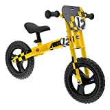 Chicco - Bicicleta sin Pedales con sillín Regulable, Color Amarillo...