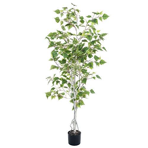 Pure Garten Birke Künstlicher Weihnachtsbaum, 5'