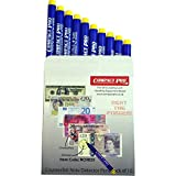 Compact Pro Penna rilevatrice di banconote false (pacco da 10)