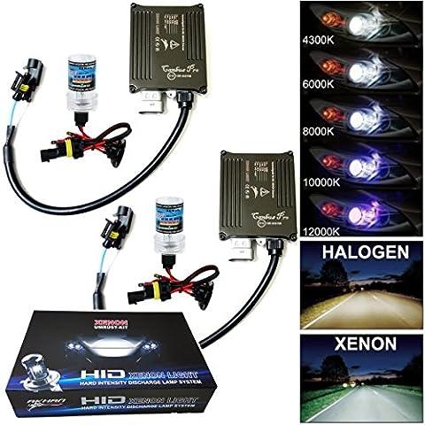 Akhan Digital 9-32V 35W CANBUS Xenon Kit Nachrüstsatz H7 8000
