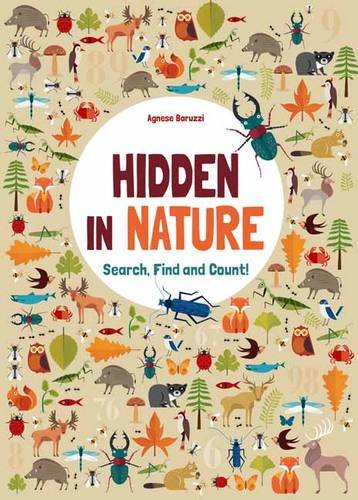 Hidden in Nature: Search, Find and Count por Agnese Baruzzi
