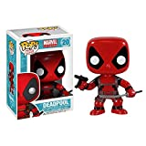 "Funko Pop 4"" Vinyl Marvel Bobble Head Figure Deadpool"