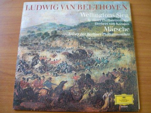 Beethoven: Wellingtons Sieg /  Tschaikowsky: Overtüre Solennelle 1812  [Vinyl LP]