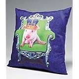 Schweine Kissen Royal Pig