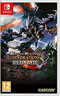 Monster Hunter Generations Ultimate (B07D5PGYQ3) | Amazon Products