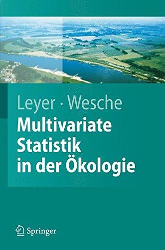 Multivariate Statistik in der Ökologie: Eine Einführung (Springer-Lehrbuch) (German Edition): Eine Einfuhrung