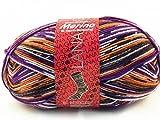 Lana Grossa Meilenweit Merino 6-fach spezial 9106 150g Sockenwolle