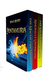 Pentamuria - Gesamtausgabe (2700 Seiten - Fantasy Bestseller 2015)