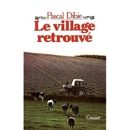 Le village retrouvé (Littérature)