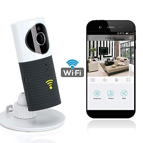 KYG Videocamera di Sorveglianza Wifi Telecamera IP