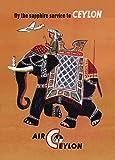 Vintage Travel Sri Lanka und Fliegen die Saphire Service zu