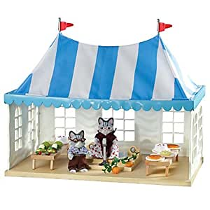 Sylvanian Families Marquee Amazon Co Uk Toys Amp Games