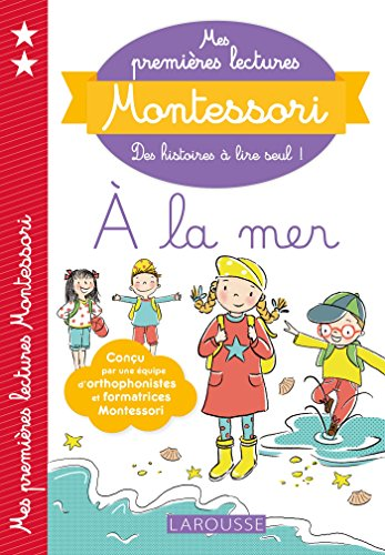 Mes premires lectures Montessori,  la mer