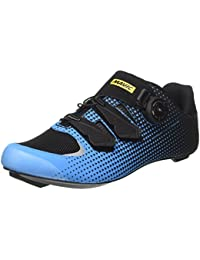 Mavic - Ksyrium Haute Route, Color Azul,Negro, Talla UK-8,