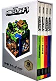 Minecraft Guide Collection 4 Books Collection Box Set (Guide to Exploration, Guide to Creative, Guide to Redstone, The G