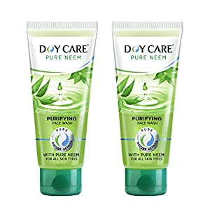 Doy Care Neem Purifying Face Wash, 100ml with Free Face Wash, 100ml