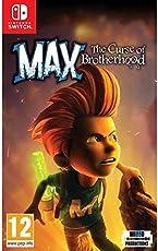 Max: The Curse of Brotherhood - Nintendo Switch [Edizione: Francia]