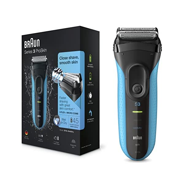 Braun Series 3 Electric Shaver For Men