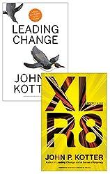 Kotter on Accelerating Change (2 Books)