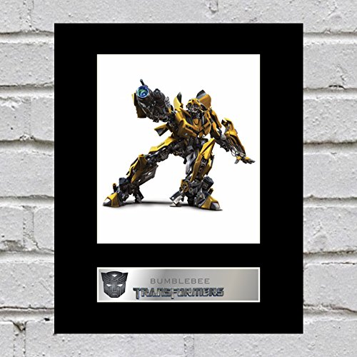 Bumblebee montiert Foto Display Transformers - Survivor Dvd Lone