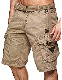 Geographical Norway bermuda shorts pratique homme