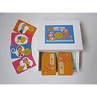 Kartenspiel strömMemo zum STRÖMEN von strömLilli