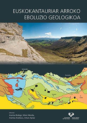 Euskokantauriar Arroko Eboluzio Geologikoa por Arantxa Bodego Aldasoro